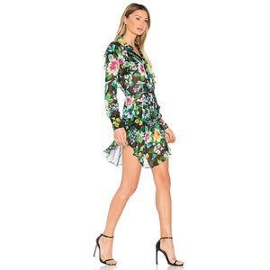 Marissa Webb Shelton Print Dress in Waverly
